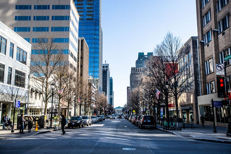 6 of the best downtown Raleigh hotles