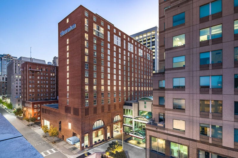 6 of the Best Downtown Raleigh Hotels (business or pleasure)