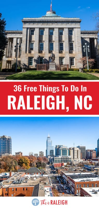 free things to do in raleigh north carolina 1