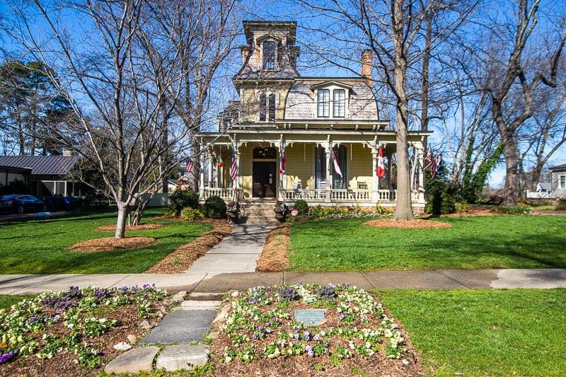 Historic Oakwood, Raleigh, NC