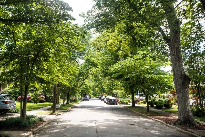 Mordecai, Raleigh, NC