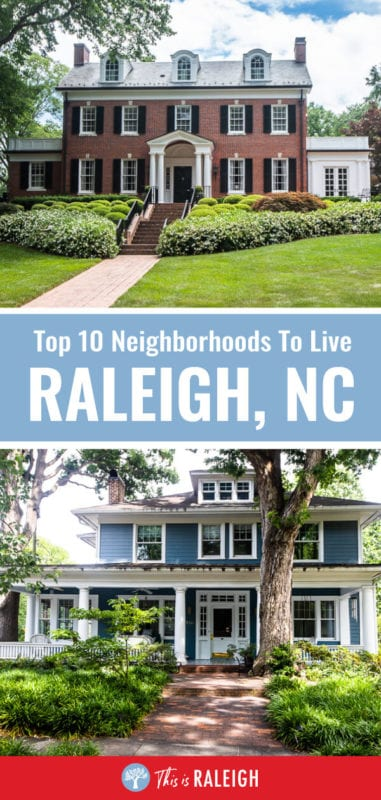 neighborhoods in raleigh north carolina1