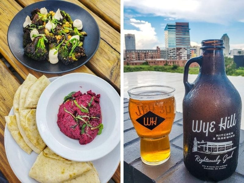 WyE Hill Kitchen & Brewing, Raleigh, NC