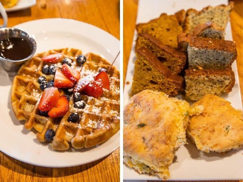 Irregardless Cafe, Raleigh, NC