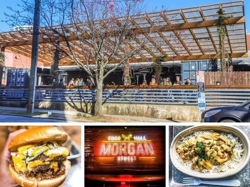 Morgan Street Food Hall, Raleigh