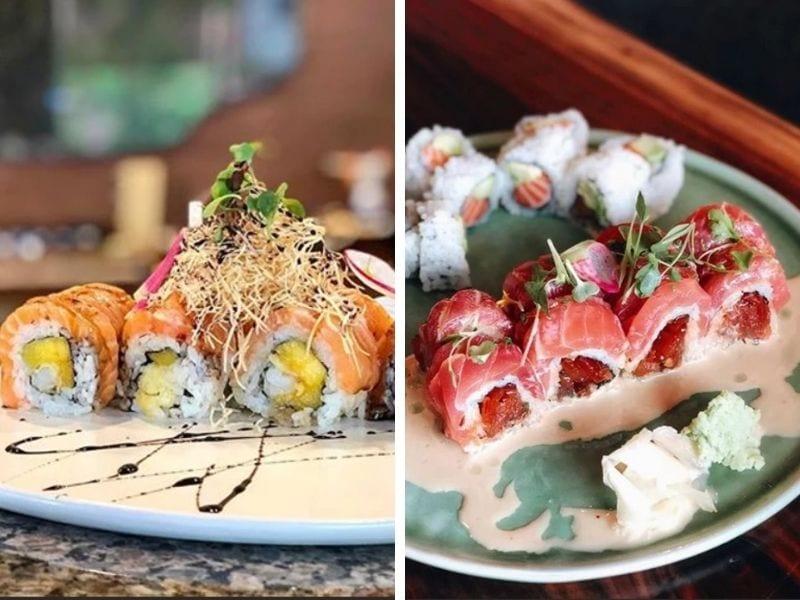 Sushi Mon, Raleigh