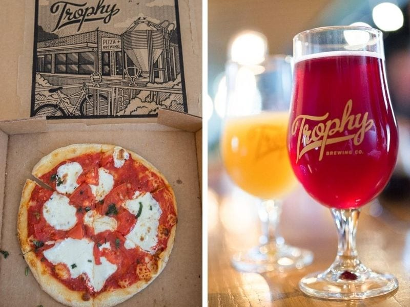 Trophy Brewing & Pizza, Raleigh, NC