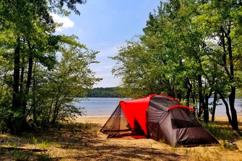 Kerr Lake Camping Trip: Serenity only an hour from Raleigh!