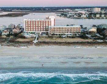 Blockade Runner Beach Resort on Wrightsville Beach