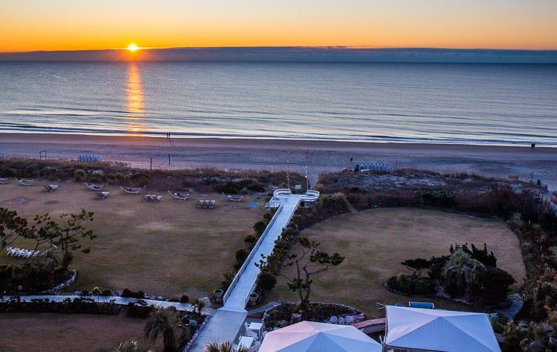 Blockade Runner Beach Resort, Wrightsville Beach, North Carolina