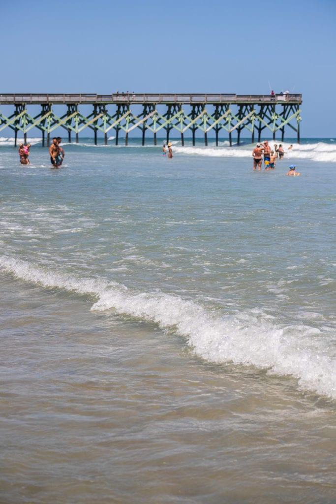 Crystal Pier, Wrightsville Beach, North Carolina