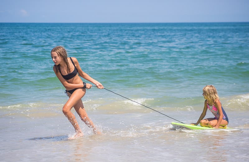 Things to do in OBX with kids