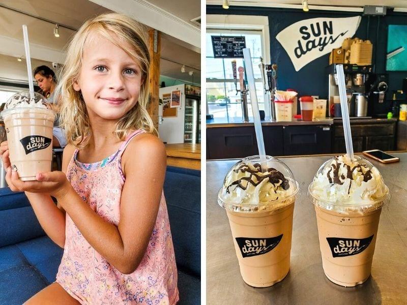 SUNDays Cafe, Wrightsville Beach