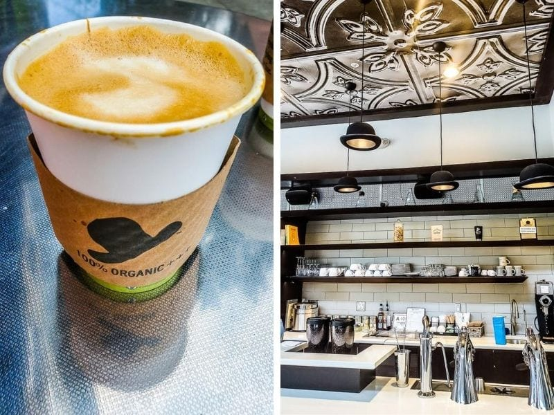 42 & Lawrence Coffee Shop, Raleigh, NC