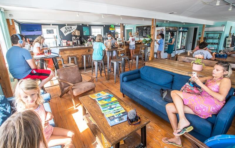 SUNdays Cafe, Wrightsville Beach, NC