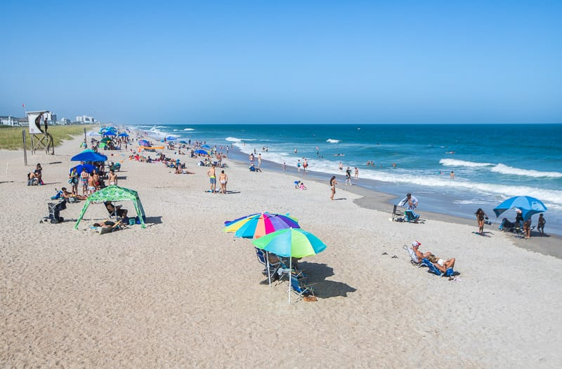 1 Day Itinerary for a Raleigh to Wrightsville Beach NC Trip