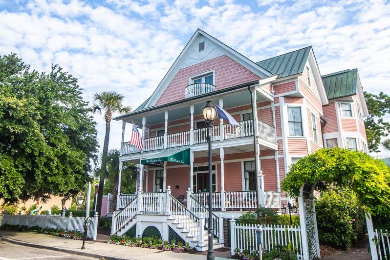 Smith Wallace Mansion, Beaufort Inn, SC
