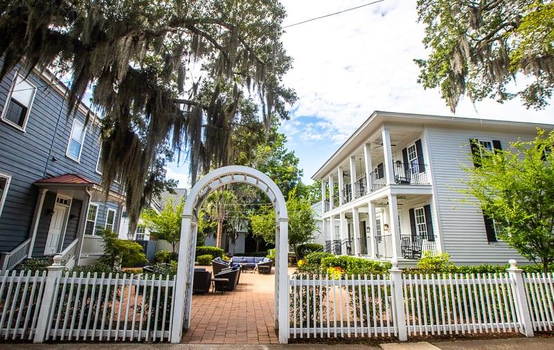 The Beaufort Inn, SC
