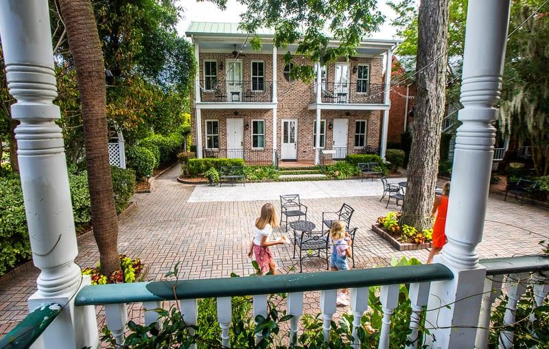 The Beaufort Inn, South Carolina