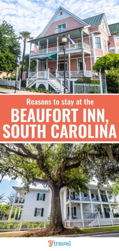 Planning to visit Beaufort South Carolina? This is one of the most historic and charming cities in the USA, so why not stay somewhere that reflects all that charm and history. Check out this review of the Beaufort Inn SC.