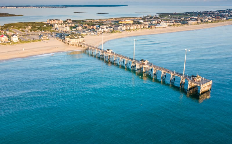 Jeanette's Pier, Outer Banks