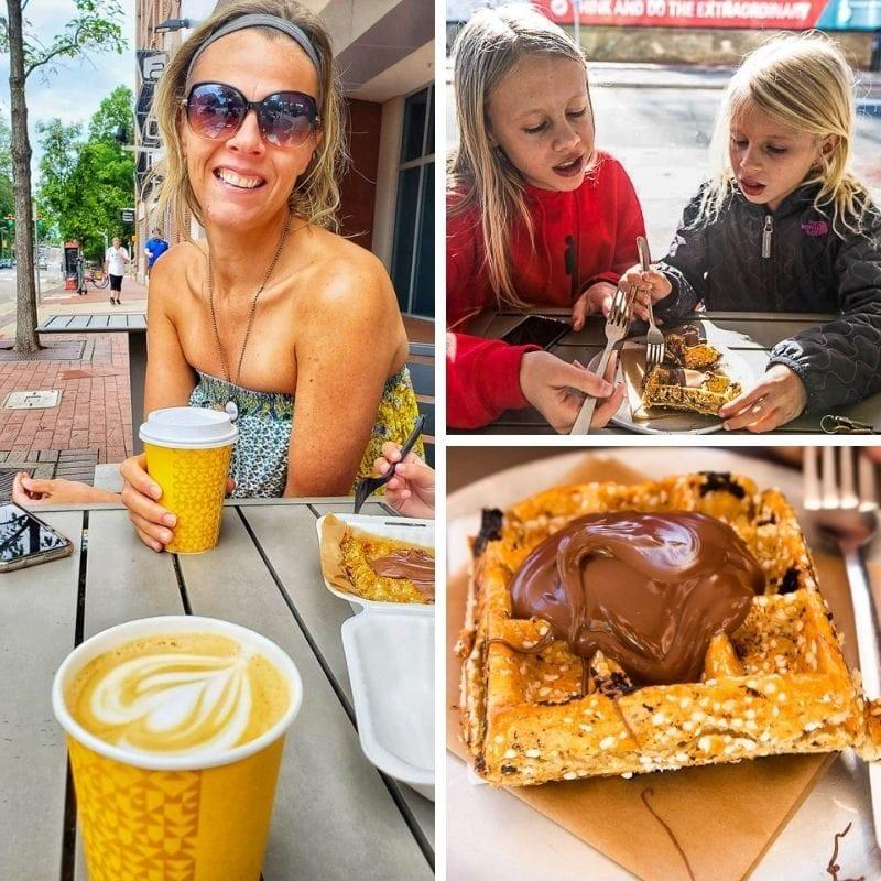 Jubala Coffee Shop, Raleigh, NC