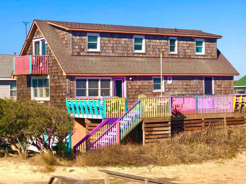 outer banks houses for rent