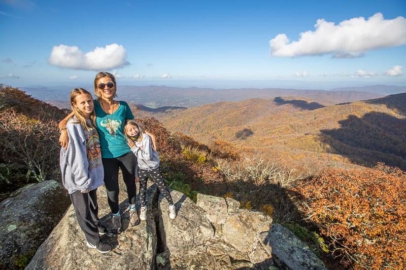 Sharp Top Mountain, Virginia