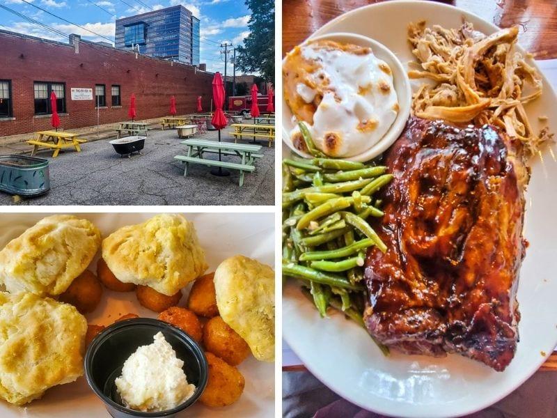 Pitt BBQ, Raleigh