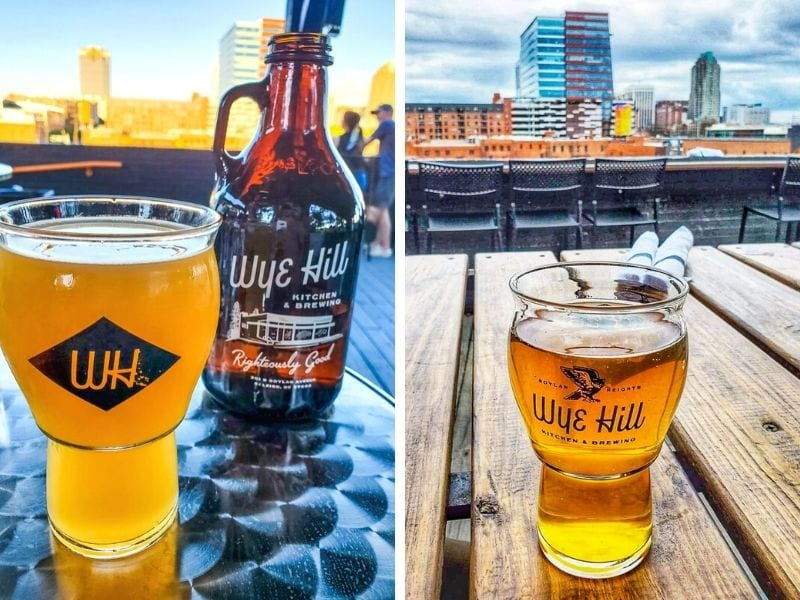Wye Hill Kitchen & Brewery, Raleigh, NC