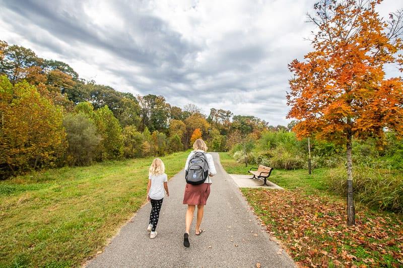Roanoke Valley Greenways Trail