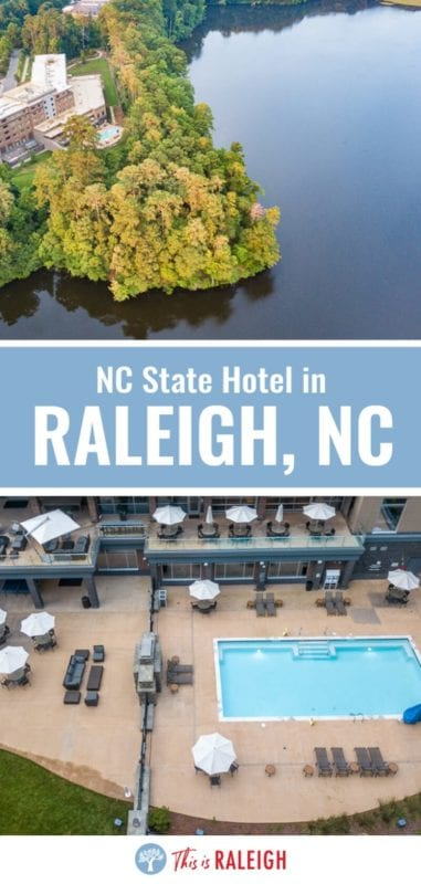 Looking for Raleigh hotels near NC State University? Check out this review of the Stateview Hotel on campus. And it's one of the best hotels in downtown Raleigh.