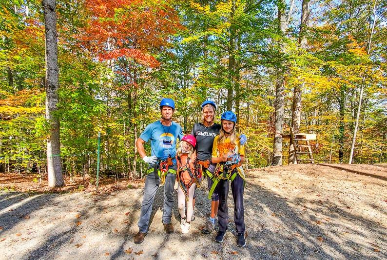 Tree Top Quest, Roanoke, VA