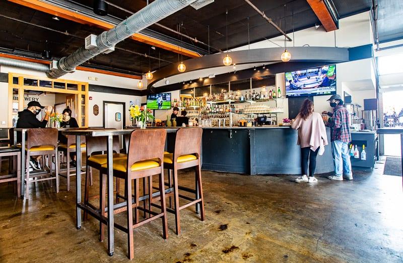 Wye Hill Kitchen & Brewing, Raleigh, NC