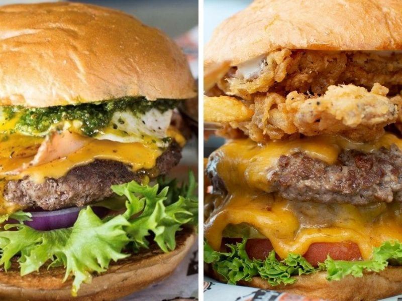Bad Daddy's Burger Bar Raleigh