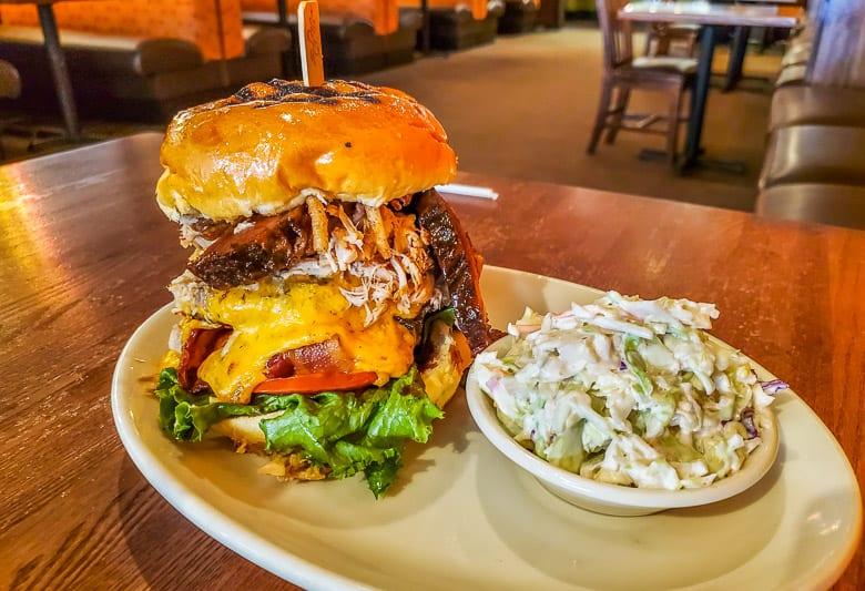Big Boy Burger, The Pit BBQ, Raleigh