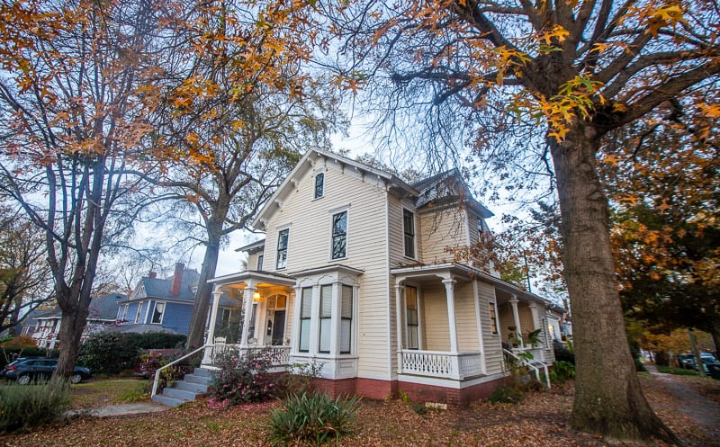 Historic Oakwood, Raleigh, NC