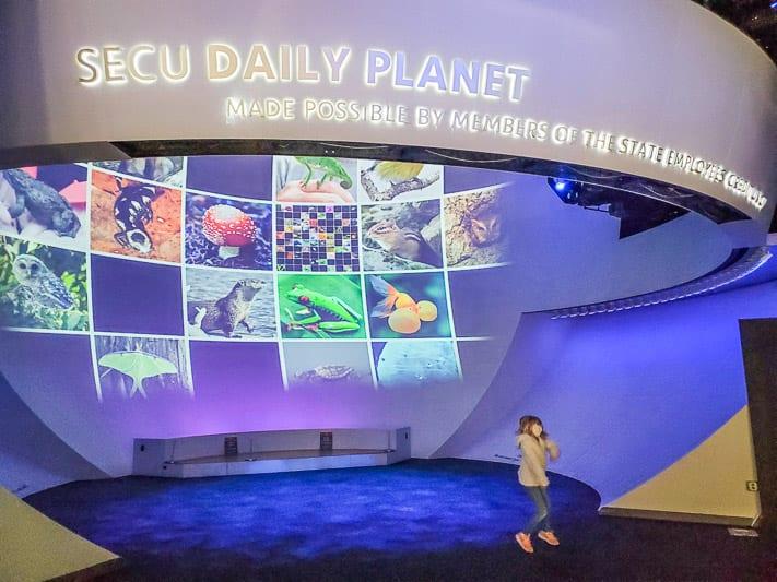 north carolina museum of natural sciences 27