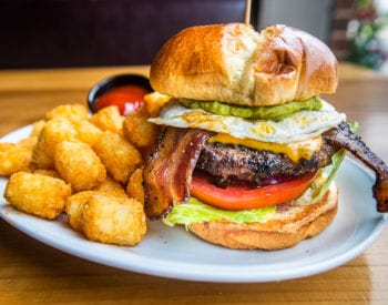 Best burgers in Raleigh