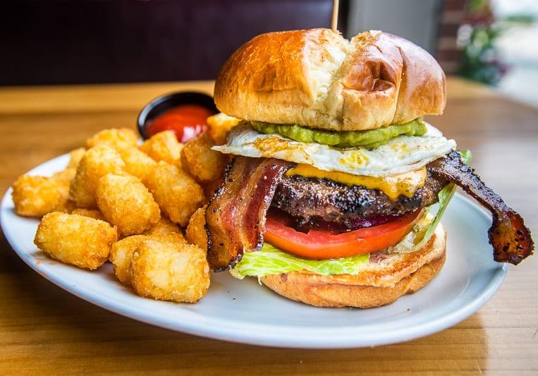 Best burgers in Raleigh