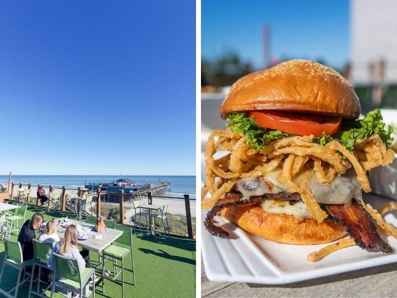 Rip Tydz Oceanfront Grille & Rooftop Bar, Myrtle Beach