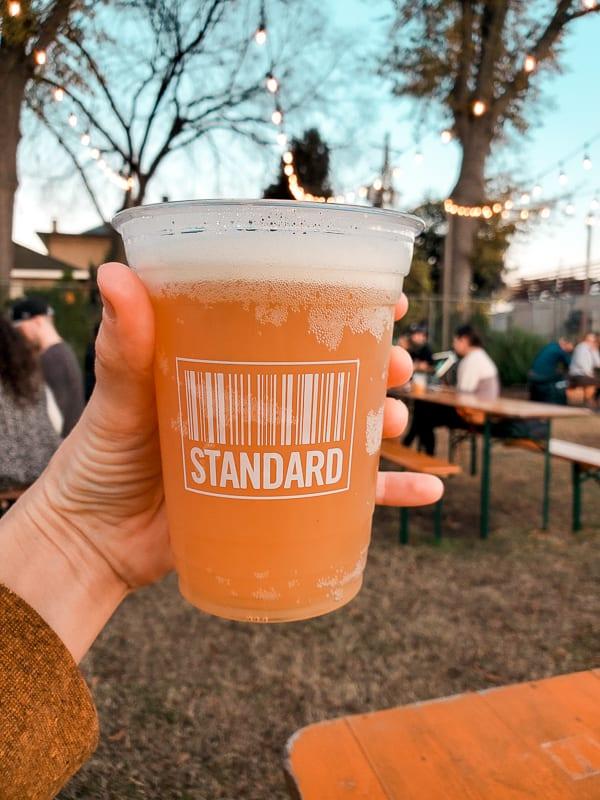STandard Brewery Raleigh