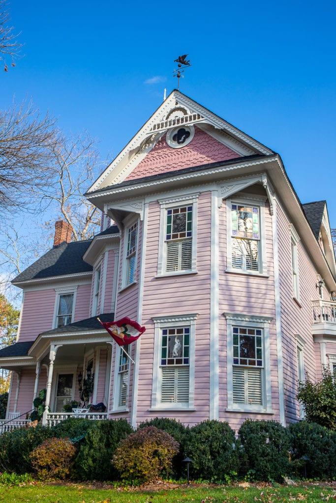 Guess-White-Ogle House, Cary, NC
