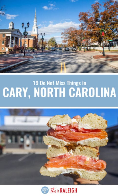 When you visit Raleigh, don't miss downtown Cary just 15 minutes drive away. Check out this list of 19 things to do in Cary, North Carolina including best places to eat and drink, and what to see and do.