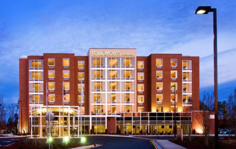 Four Points by Sheraton - Raleigh Durham Airport