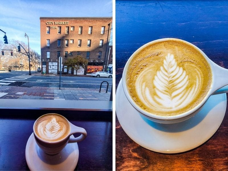 raleigh coffee shops