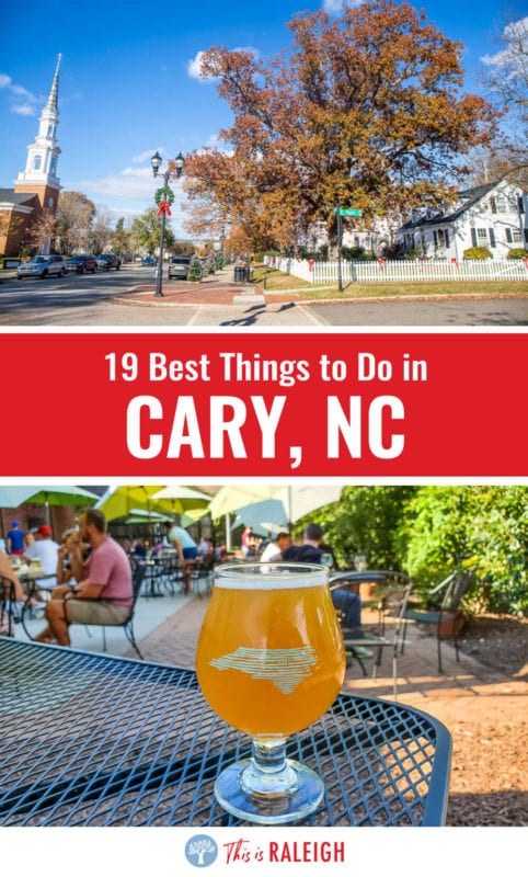 Looking for things to do in downtown Cary NC? Check out this list of 19 things to do in Cary, North Carolina including best places to eat and drink, and what to see and do. When you visit Raleigh, don't miss the Cary downtown just a 15 minute drive away!