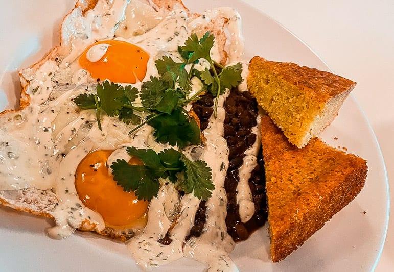 Latin breakfast