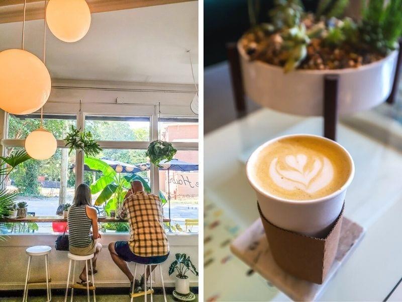 Idle Hour Coffee Shop, Raleigh, NC
