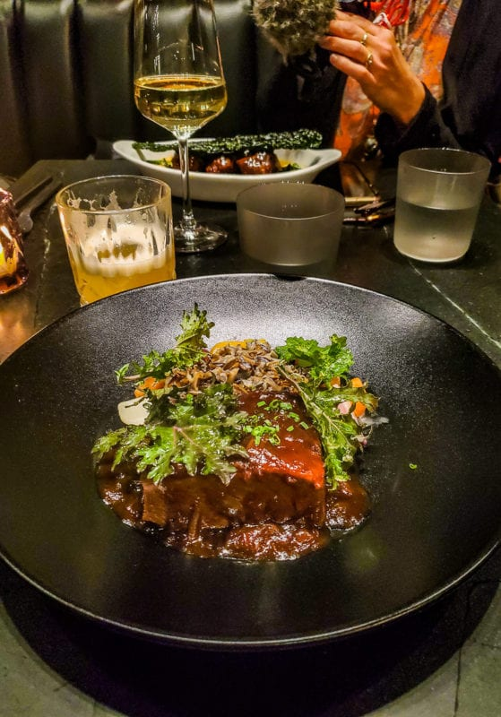 Beef short rib, Crawford and Son, Raleigh